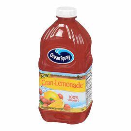 Ocean Spray Cocktail Juice - Cranberry Lemonade - 1.89L