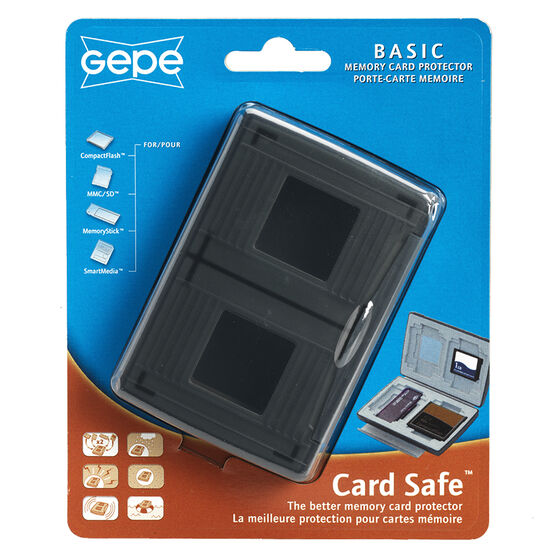 Gepe Card Safe Basic - Onyx