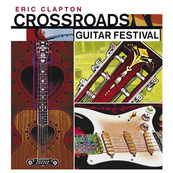 Eric Clapton - Crossroads Guitar Festival - DVD