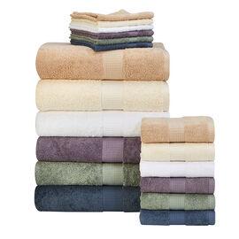 Martex Egyptian Face Towel - Assorted