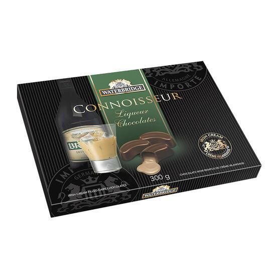 Connoisseur Irish Cream Filled Chocolates - 300g