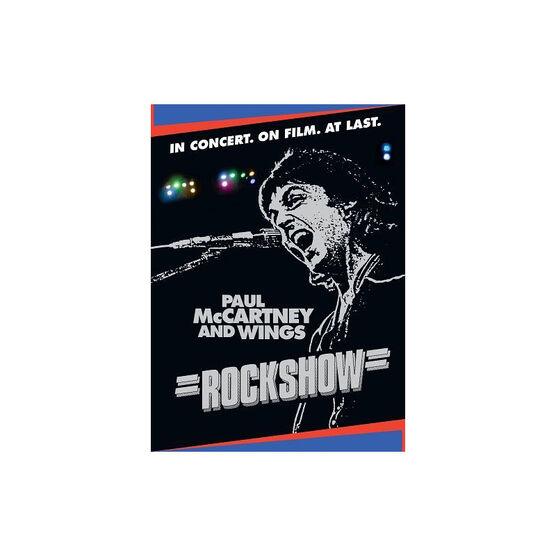 Paul McCartney & Wings - Rockshow - DVD