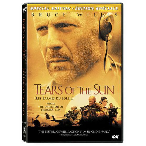 Tears Of The Sun - DVD