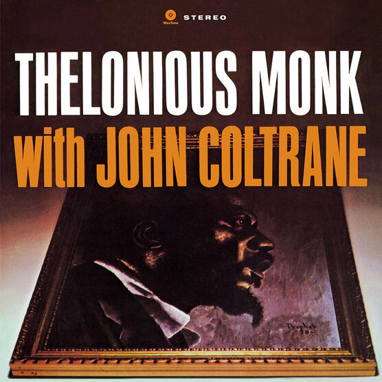 Thelonious Monk - With John Coltrane - Vinyl