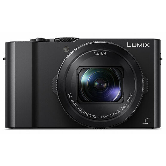 Panasonic LUMIX LX10 - Black - DMCLX10K