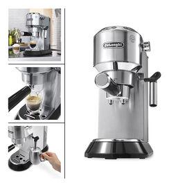 DeLonghi 15 Bar Espresso Maker - Stainless Steel - EC680M