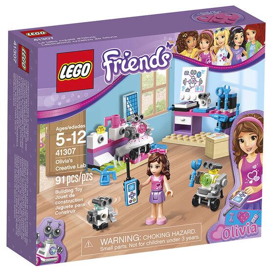 Lego Friends Olivia's Creative Lab - 41307