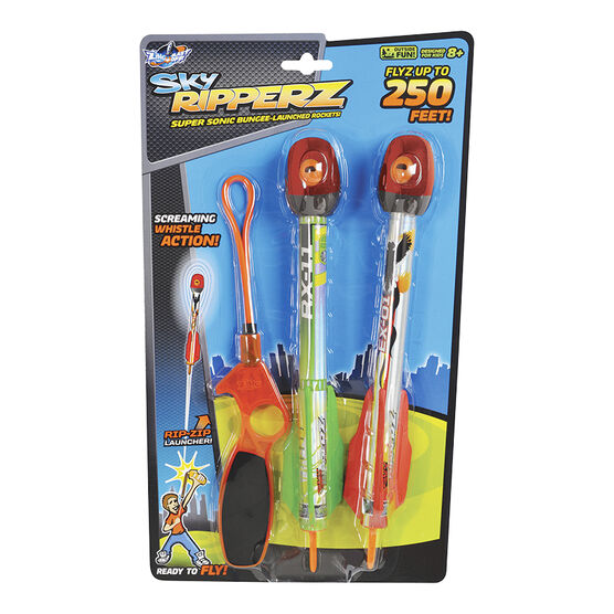 Zing Blast Off Sky Ripperz - 2 pack