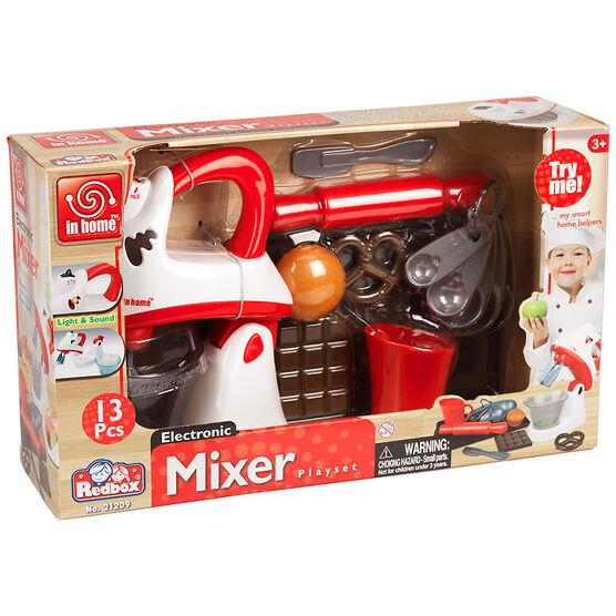 Electronic Kids Mixer Set