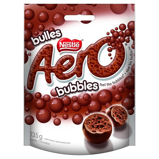 Nestle Aero Bubbles - Milk Chocolate - 135g