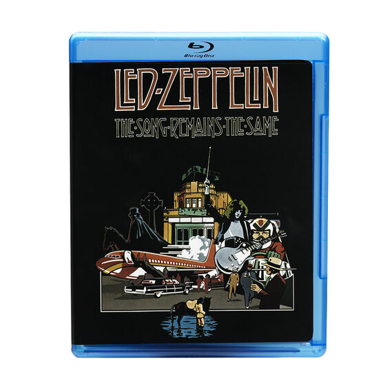 Led Zeppelin: The Song Remains The Same - Blu-ray