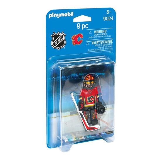 Playmobil NHL Flames Goalie