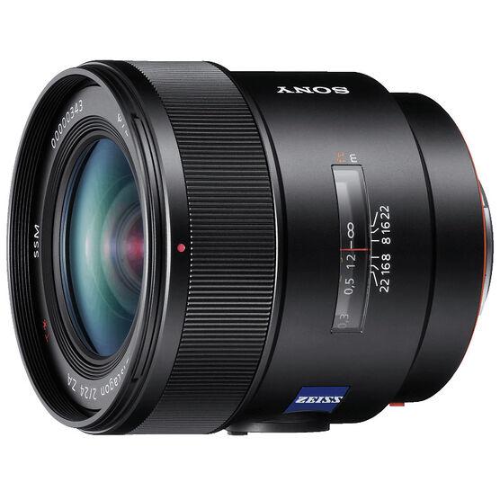 Sony Z 24mm f2.0 SAM Prime Lens - SAL24F20Z