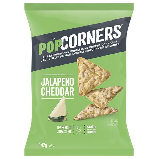Popcorners - Cheesy Jalapeno - 142g