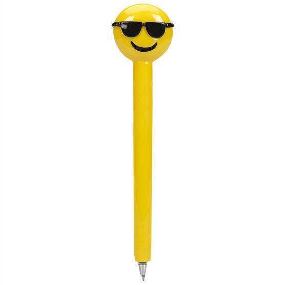 Emoji Ball Point Pen - Assorted