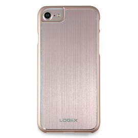 Logiix Aircraft Shell for iPhone 6 Plus/6s Plus/7 Plus - Rose Gold - LGX12429