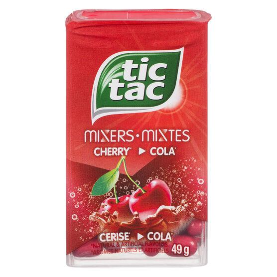 Tic Tac - Cherry Cola - 49g
