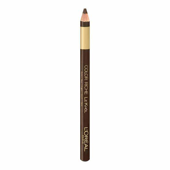 L'Oreal Colour Riche Le Khol Eyeliner - Pure Espresso