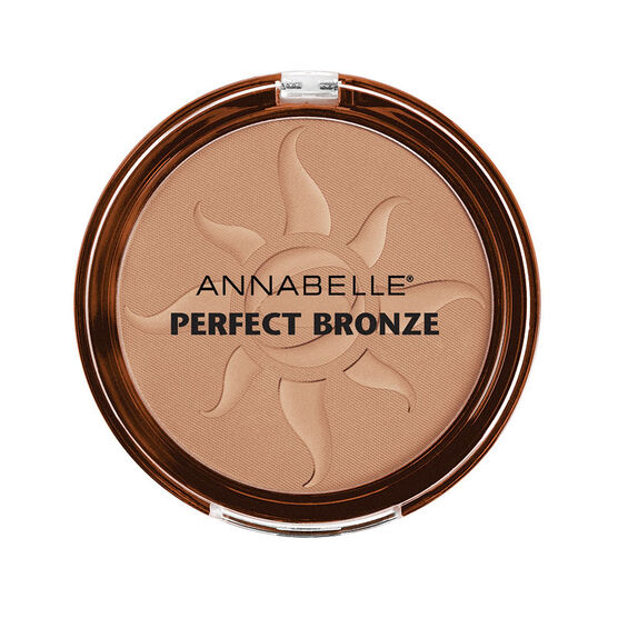 Annabelle Perfect Bronze Bronzing Pressed Powder - Sun Kissed