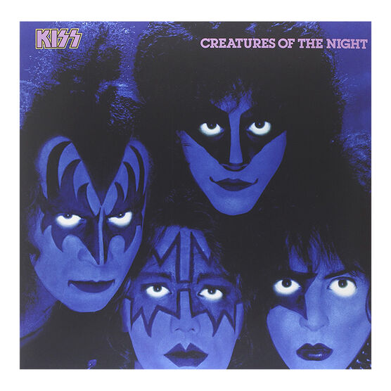 Kiss - Creatures of the Night (Remastered) - Vinyl