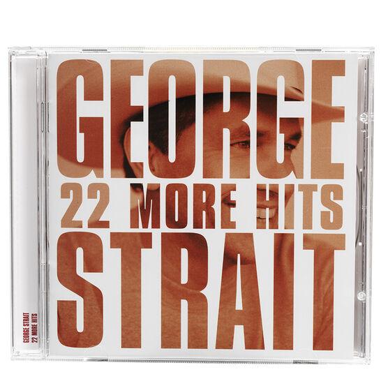 George Strait - 22 More Hits - CD