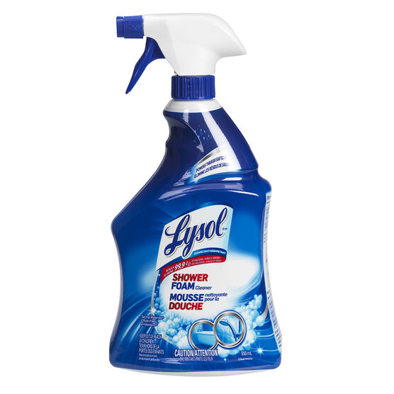 Lysol Bathroom Ultimate Clean Bathroom Cleaner - Spring Waterfall - 950ml