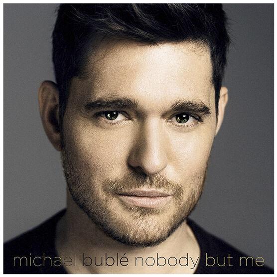 Michael Buble - Nobody But Me - Silver Vinyl
