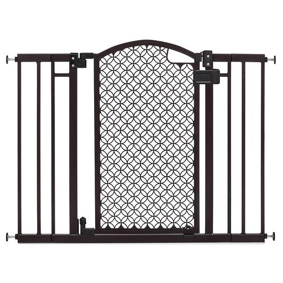 Summer Infant Modern Home Decorative Walk-Thru Safety Gate - 27733