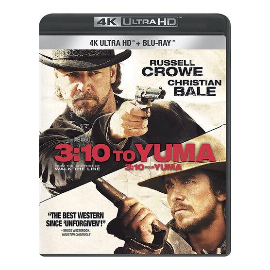 3:10 to Yuma - 4K UHD Blu-ray