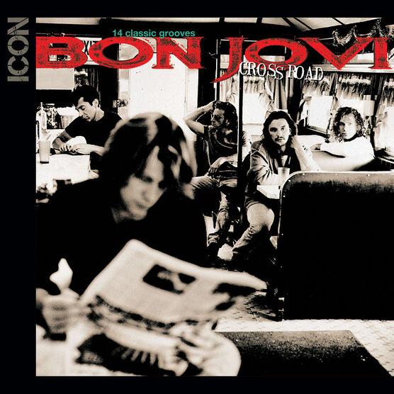 Bon Jovi - ICON - CD