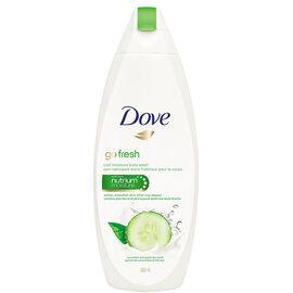 Dove Go Fresh Body wash - Cucumber & Green Tea - 650ml