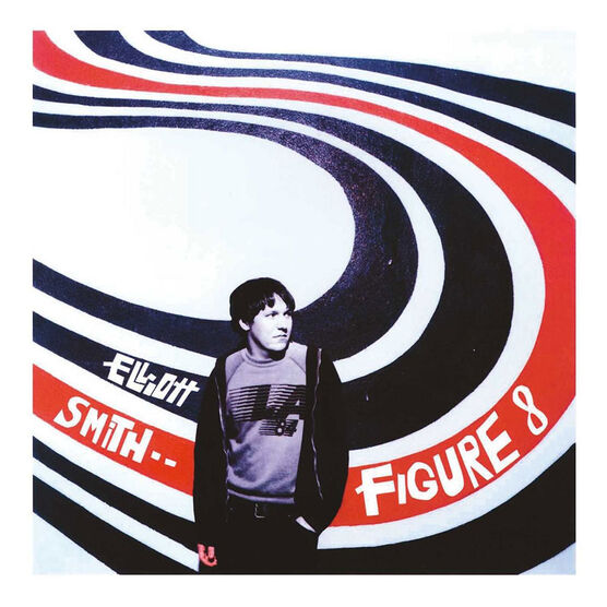 Elliot Smith - Figure 8 - 2 LP Vinyl