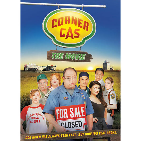 Corner Gas: The Movie - DVD