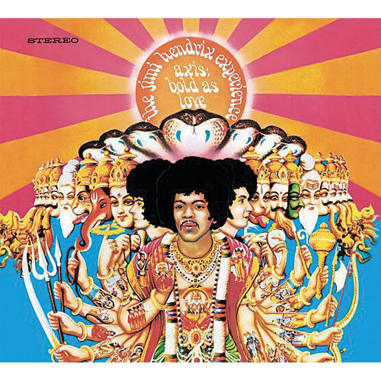 Hendrix, Jimi - Axis: Bold as Love - Vinyl