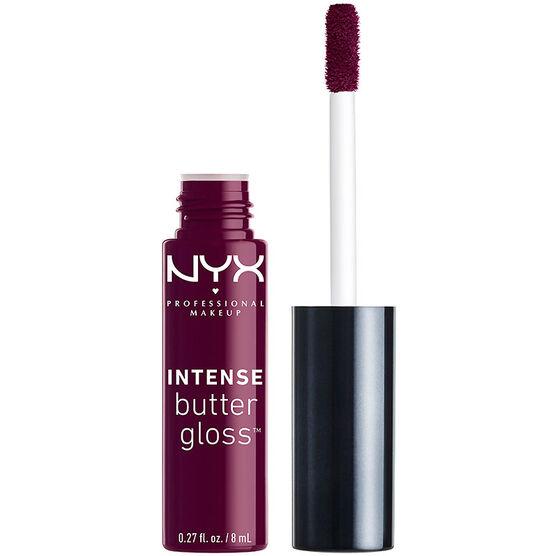 NYX Professional Makeup Intense Butter Gloss - Black Cherry Tart