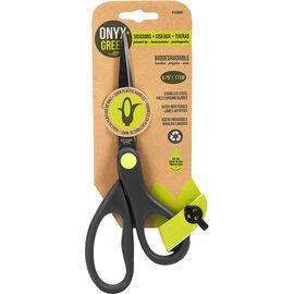 Onyx + Green Scissors