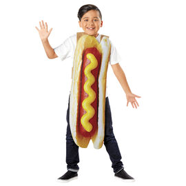 Halloween Hot Dog Costume - Kids - Assorted