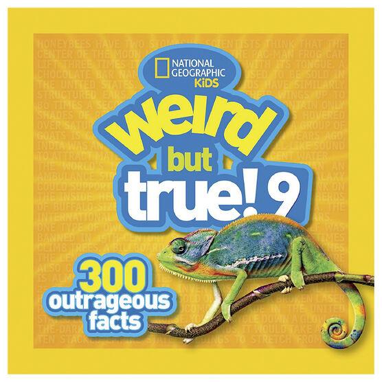 National Geographic Kids: Weird But True! 9
