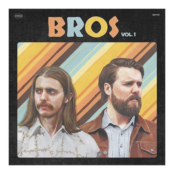 Bros - Vol. 1 - Vinyl
