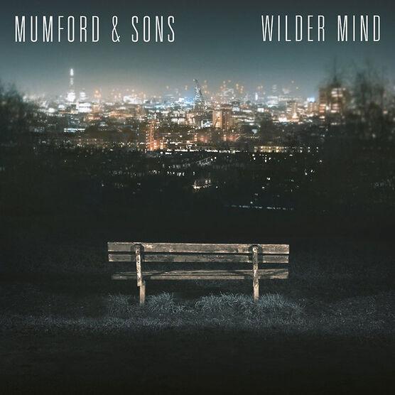 Mumford and Sons - Wilder Mind - Vinyl