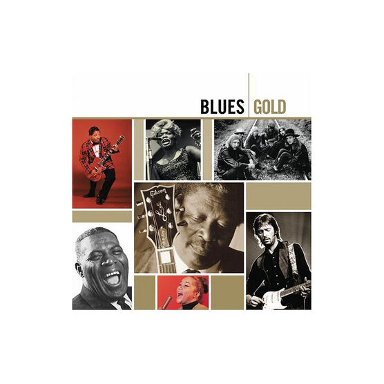 Blues - Gold - 2 Disc Set