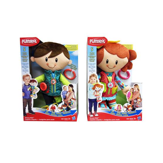 Playskool Dressy Kids Doll - Assorted