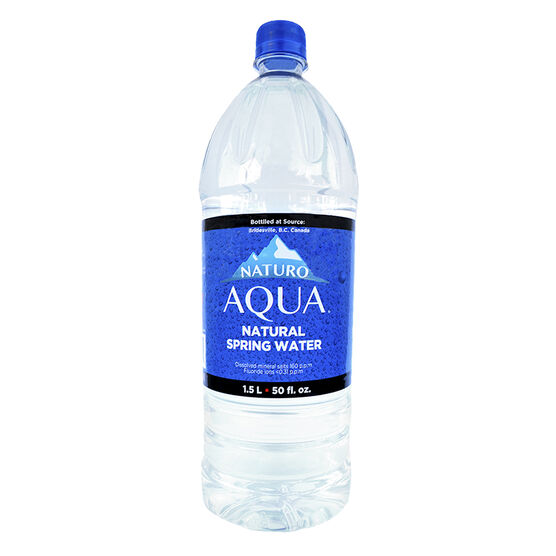 Trace Mountain Spring Water - 1.5L