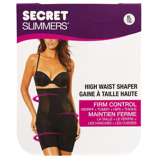 Secret Slimmers High Waisted Shaper