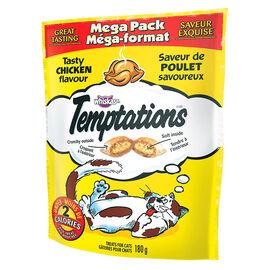 Whiskas Temptations Mega Pack - Tasty Chicken - 180g