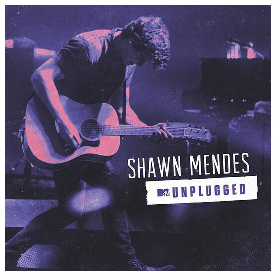Shawn Mendes - MTV Unplugged - CD