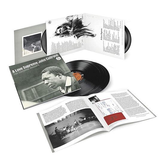 John Coltrane - A Love Supreme: The Complete Masters - Vinyl