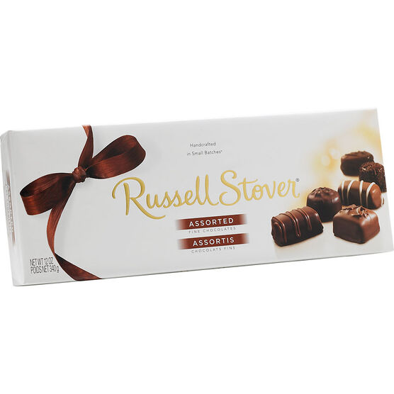 Russell Stover Assorted Fine Chocolates - 340g
