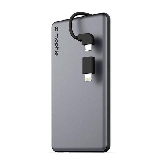 Mophie Powerstation Plus Mini - Grey - 3460PSPLUSKSGRYBLK