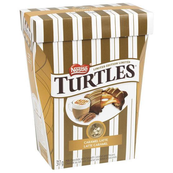 Nestle Turtles - Caramel Latte - 317g